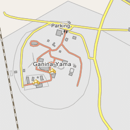 ganina yama (russian: ������ ���) is a disused mine shaft near the village  of koptyaki, 15 km north from yekaterinburg  on the night of 17 july 1918  the