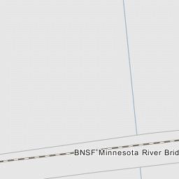 BNSF Minnesota River Bridge - Ortonville, Minnesota