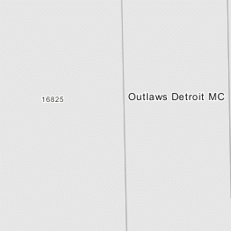 Outlaws Detroit MC - Detroit, Michigan