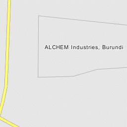 ALCHEM Industries, Burundi - Bujumbura
