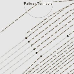 Railway Turntable - Livingston, Montana