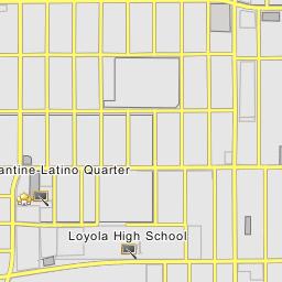 Byzantine-Latino Quarter - Los Angeles, California