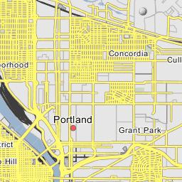 Portland International Airport (PDX/KPDX) - Portland, Oregon