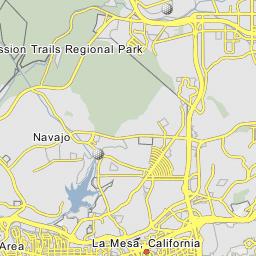 North Park San Diego California