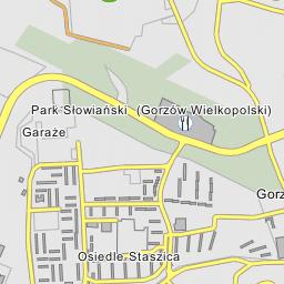 Park Słowiański (Gorzów Wielkopolski) - Gorzów Wielkopolski